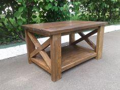 Wood coffee tablerustic table living room tablesreclaimed