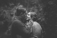 Redwood Trees | California Redwoods | Humboldt Fog | Humboldt County | Northern California | Destination Wedding | Destination Engagement Session | Engagement Portraits | JM Photography | Humboldt County | Rain | Outdoor Portraits |