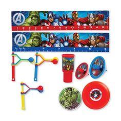 Marvel Avengers Assemble 48 Piece Party Favour Kit Marvel http://www.amazon.co.uk/dp/B013007TF0/ref=cm_sw_r_pi_dp_jUjQwb1VTJVHM
