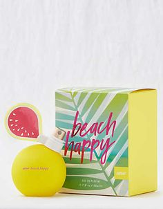 A tropical & fruity scent with notes of wild mango, beach orchid & sandalwood