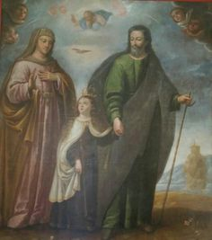 Virgem Maria Menina do Carmo.