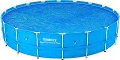 Bestway Steel Frame Solar Pool Cover