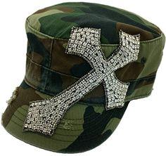 Cap Couture Women's Cross Cadet Hat One Size Green Camo Cap Couture http://www.amazon.com/dp/B00OR5WLAG/ref=cm_sw_r_pi_dp_hkTtub15KNXQS