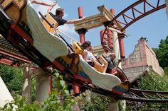 Le vol d'icare Parc Asterix