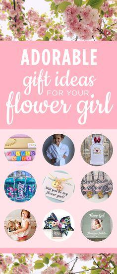 18 Best Gift Guide Flower Girl Gifts Images On Pinterest Flower