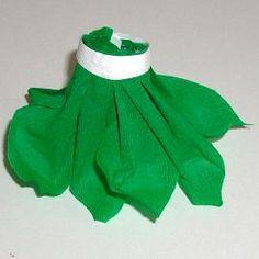 . Un déguisement de fée des bois en papier créponFiche d'activité détaillée pour fabriquer jupe de fée des bois pour se déguiser, pour le carnaval ou pour un spectacle