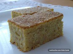Pravi domaći kolač za zaposlene žene, sa finom aromom cimeta.