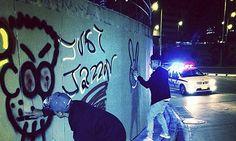 Artist's shooting sparks graffiti revolution in Colombia   World ...