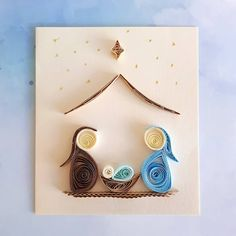 13 Paper Quilling Design Ideas That Will Stun Your Friends Paper Quilling Jewelry, Paper Quilling Patterns, Origami And Quilling, Quilled Paper Art, Quilling Paper Craft, Paper Crafts, Neli Quilling, Quilling Christmas, Diy Christmas Cards
