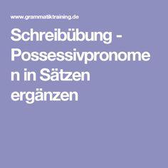 Trennbare und untrennbare Verben | Deutsch lernen wir! | Pinterest ...