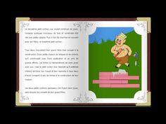 Le vilain petit canard, des classiques histoires courtes en français. Childtopia contes - YouTube