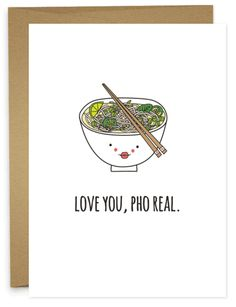 Love You Pho Real