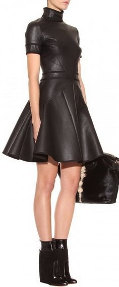 leather trend ♥✤ | Keep the Glamour | BeStayBeautiful