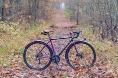 Anyone planning on touring this year? Piotr Lisiecki aka @pilisiecki from south of Poland takes over our Machines gallery with his own creation – an innovative 'do it all' tourer. More at Podia.cc   #podiacc #bikeporn #pi #brooksengland #pilisiecki #crossbicycle #columbus #schmidt #dtswiss #selleitalia #bikerack #bicyceframe #bespoke #newbike #pink #eggplant #gravel #steelisreal #steel #trp #chrisking #ritchey #retroshift #paragonmachineworks