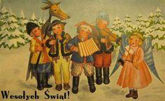 stare polskie kartki świateczne - Szukaj w Google