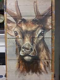 Afbeeldingsresultaat voor schilderij van steigerhout