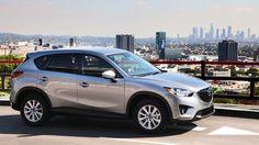2014 Mazda CX-5, the Thin Mint of SUVs: Motoramic Drives review.