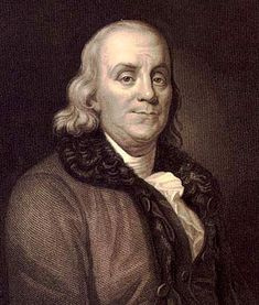 Benjamin Franklin's 13 virtues: temperance, silence, order, resolution, frugality, industry, sincerity, justice, moderation, cleanliness, tranquility, chastity, humility,