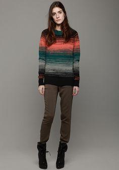 PROENZA SCHOULER | Long Sleeve Pullover | Shop at La Garçonne