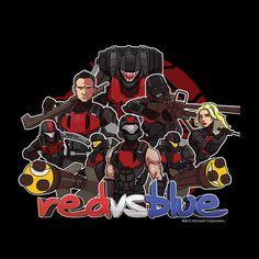 RvB Insurgents Group Photo Shirt
