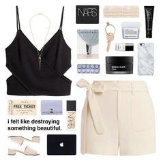 """DESTROYING BEAUTIFUL // TOP SET 10.12.2016"" by emmas-fashion-diary ❤ liked on Polyvore featuring Helmut Lang, Maryam Nassir Zadeh, Proenza Schouler, Radstudio!, NARS Cosmetics, Superior, Uncommon, Koh Gen Do, Davines and Maison Margiela"