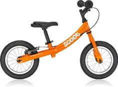 Kids' Balance Bikes - Scoot 12 Balance Bike in Gloss Tangerine Orange -- Check out the image by visiting the link.
