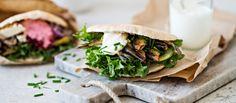 Muikkupita | K-Ruoka  #kala #leipä