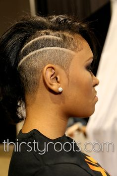 shaved side haircut on a beautiful black woman. shaved side haircut on a beautiful black woman. Shaved Side Haircut, Shaved Side Hairstyles, Wedge Hairstyles, Hairstyles Haircuts, Hairstyles With Bangs, Black Hairstyles, Shaved Undercut, Bouffant Hairstyles, Brunette Hairstyles