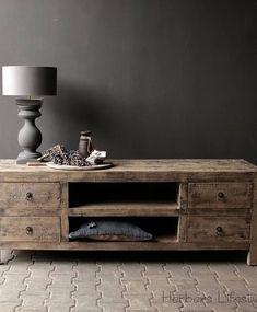 Robuust Interieur Audiomeubel Mart - Tv meubel idee | Pinterest ...