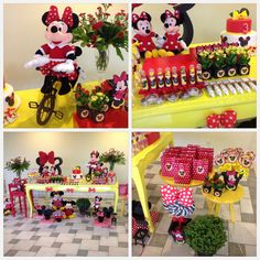Festa da Minnie Minnie Mouse party
