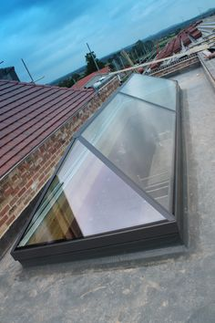 Duplus SB lantern rooflight....call 0116 2610710 for more information