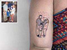Com três meses trabalhando na área depois formado em fotografia, o turco Alican Gorgu, ou PigmentNinja, percebeu que fotografar não era o que ele queria fazer. Partiu, então, para um emprego administrativo num estúdio de tatuagem e percebeu que era ali que queria trabalhar. Mas com a máquina na mão. Fanático por filmes, o tatuador, que vive em Istambul, começou a tatuar imagens minimalistas baseadas em cenas das películas favoritas de seus clientes. Um dia, ao esboçar uma tattoo inspirada…