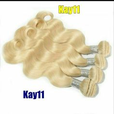 """@premiereextensions Is The Best Place To Shop For Brazilian and Russian Blonde Human Hair Extensions Frontals & Closures. Great prices and fast delivery. Put in my  5% Discount Code: KAY11 Search: """"4 Bundle Deal"""" Search: """"#613 Russian Blonde"""" Search: """"#frontals"""" Search: """"#Closures """" Shop &  @premiereextensions @premiereextensions @premiereextensions @premiereextensions http://www.premiereextensions.com@kaydotbellaa  Promo by @royaltreatsboutique"""