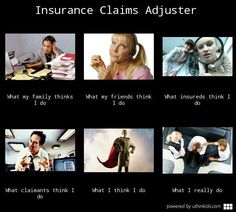 auto insurance claims adjuster resume