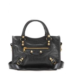 Balenciaga - Giant 12 Mini City leather tote - mytheresa.com GmbH