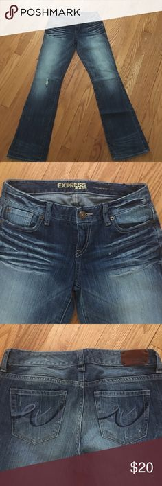 Express Stella boot cut jean Boot cut jeans Express Jeans Boot Cut