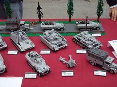 Panzer Bricks (by Legotron)