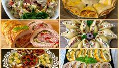 Najlepsze przepisy na sałatki! - Blog z apetytem Fresh Rolls, Baked Potato, Potato Salad, Sushi, Snack Recipes, Tacos, Food And Drink, Mexican, Baking