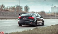 Ford Focus ST Sedan by SS Tuning-03
