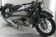 1934 BMW R7 Prototype