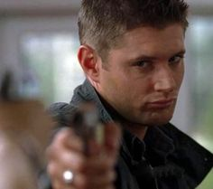 Dean - serious and sexy