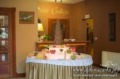Galicja - fontanna czekoladowa - www.inspiracje-weselne.pl
