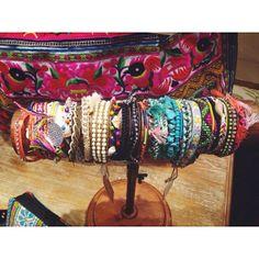 Mix de pulseiras!