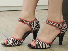 #animalprint #sandalia #maurikatu #brazil #fashion #shoes