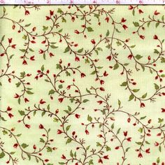 Rare & Lovely, Tiny Leaves Green, ssi-29758-776-A3-104-X.  By Betty Wang for South Sea Imports