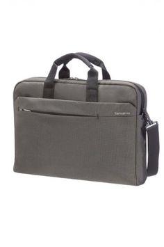 "Samsonite Mallette Network 2 Laptop Bag 15""-16"" 12 Liters Gris (Iron Grey) 51884"