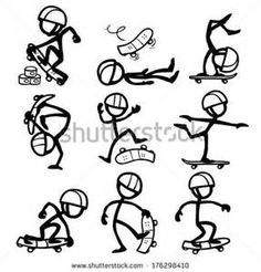 stick figure tattoo - Yahoo Image Search Results