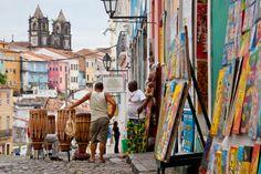 Shop, Pelourinho, Salvador, Bahia, Brazil