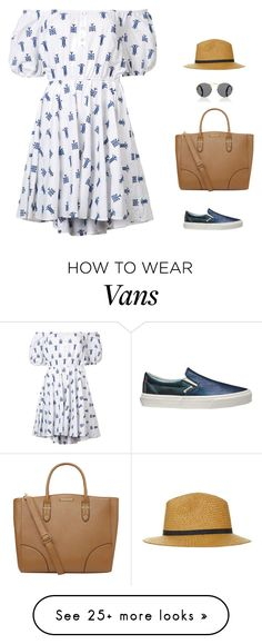 """Young"" by candynena228 on Polyvore featuring Vans, Caroline Constas, Dorothy Perkins, Prada and Topshop"