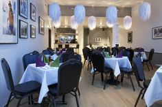 Restaurant in Fosshotel Lind, Reykjavik. Iceland #hotelreykjavikcentrum #citycenterhotelreykjavik #besthotelsinreykjavik #hotelinreykjavik #besthotelinreykjavik #icelandhotelsreykjavik #fosshotellind